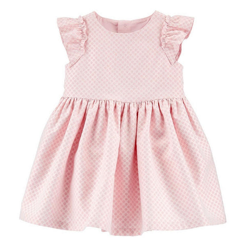 Carter's Baby Girl's Polka Dot Dress 1H313010