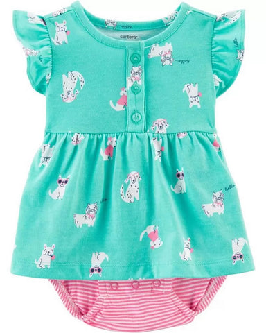 Carter's Carter's Baby Girls-Bodysuit 1H554710