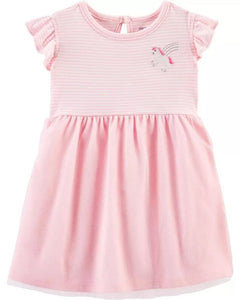 Carter's Baby Girls Unicorn Ballerina Tutu Dress 1H554810