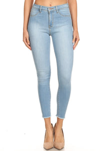Encore High Rise Jeans Light Wash 2014