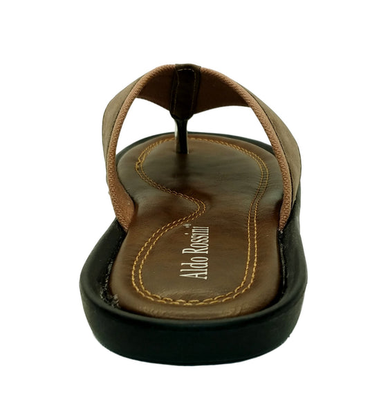 Aldo Rossini Men's Sandals | Casual Comfortable Men's Flip Flops