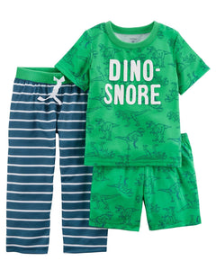 Carter's 3-Piece Poly PJs  Modelo 43639410