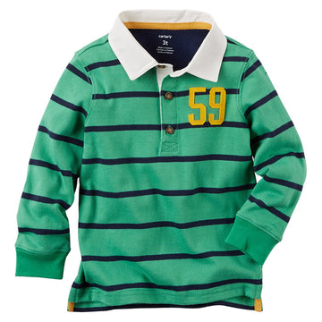 Carter's Rugby Polo - Toddler Boy  Modelo 243G271