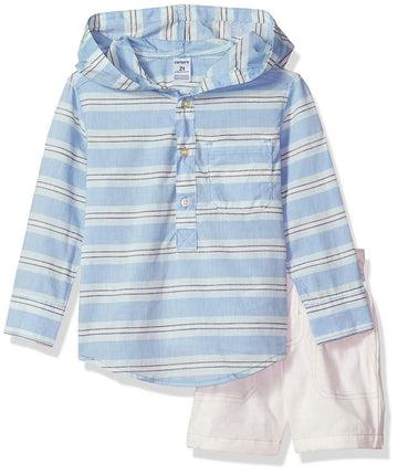 Carter's Boys 2 Pc Playwear Sets  Modelo 249G418
