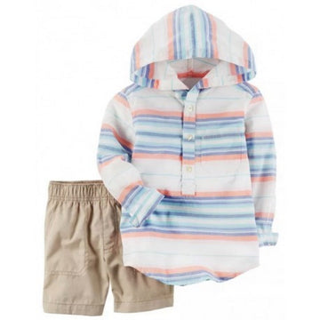 Carter's Boys 2 Pc Playwear Sets   Modelo 249G419