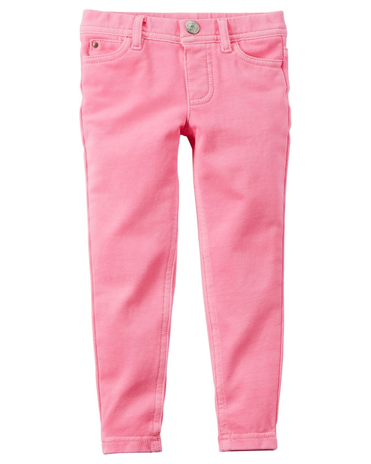 Carter's Neon French Terry Jeggings Modelo 258G143