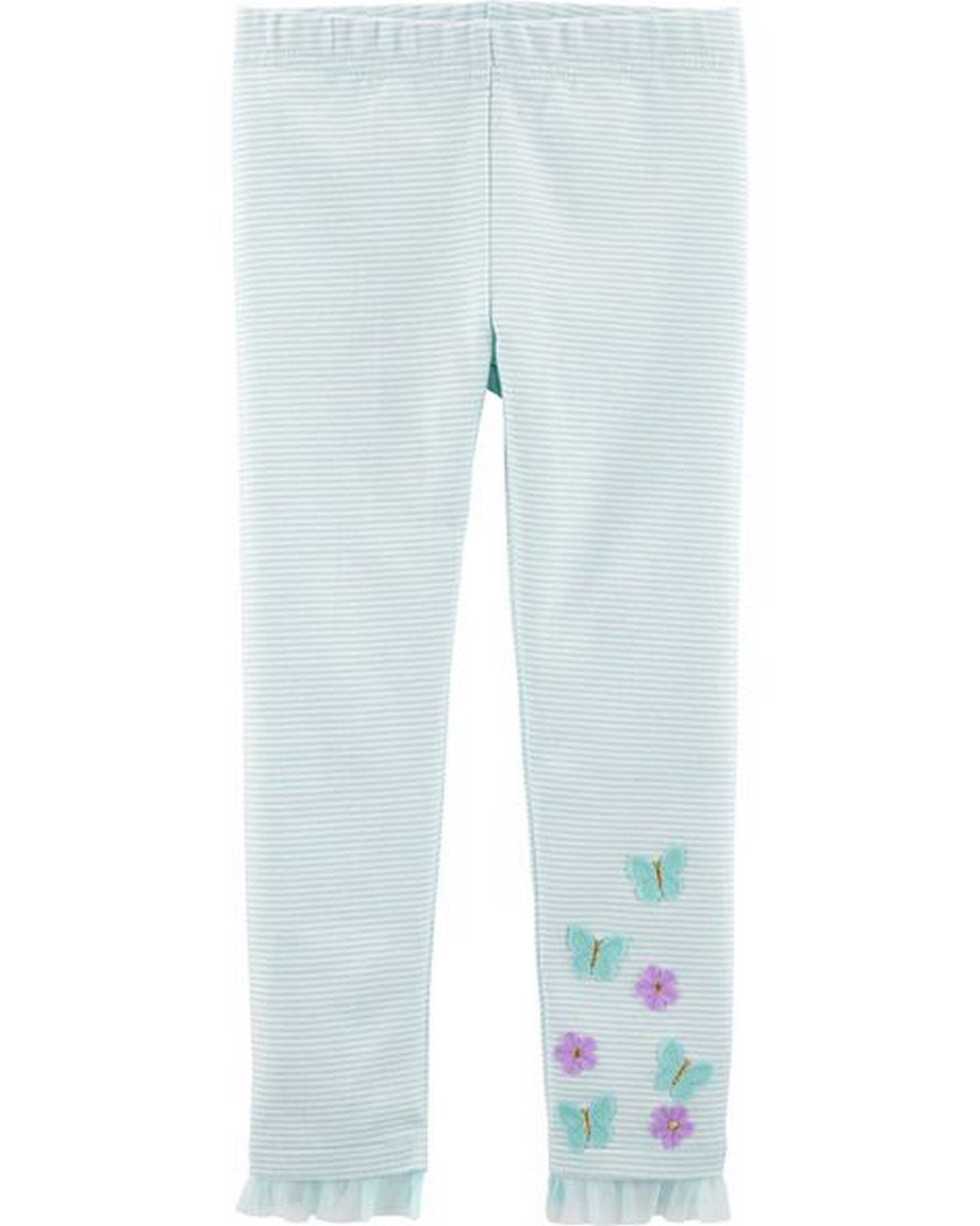 Carter's Butterfly Leggings  Modelo 258H268