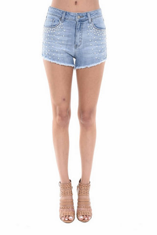 Eunina High Rise Short-2721