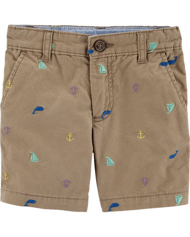 Carter's Younger Boy Shorts 2H401110