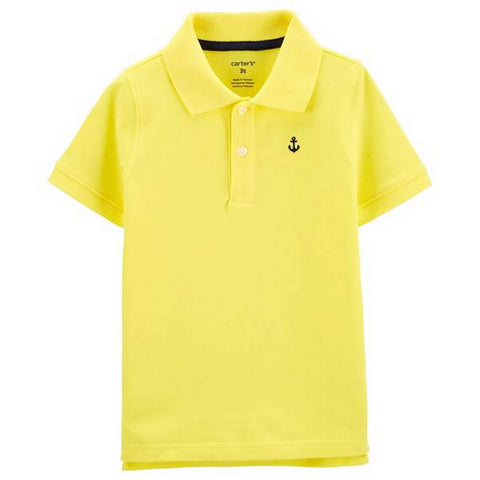 Carter's Toddler Boy's Pique Polo 2H401810