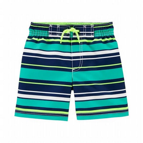 Carter's Toddler Boy's Colorblock Swim Trunks 2H437310