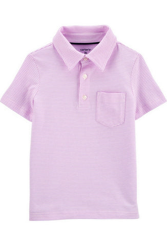 Carter's Toddler Boys Piqué Polo 2H485410