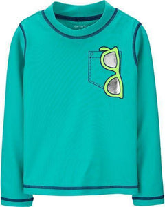 Carter's Toddler Boy's Sunglasses Rashguard 2H554210