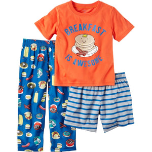 Carter's Boys' 3-Piece Breakfast Is Awesome Set  Modelo 363G032