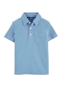 Carter's Striped Jersey Polo 3H529110