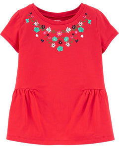 Carter's Girls T-Shirt 3H826210