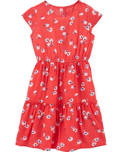 OshKosh Floral Dress 3I132510