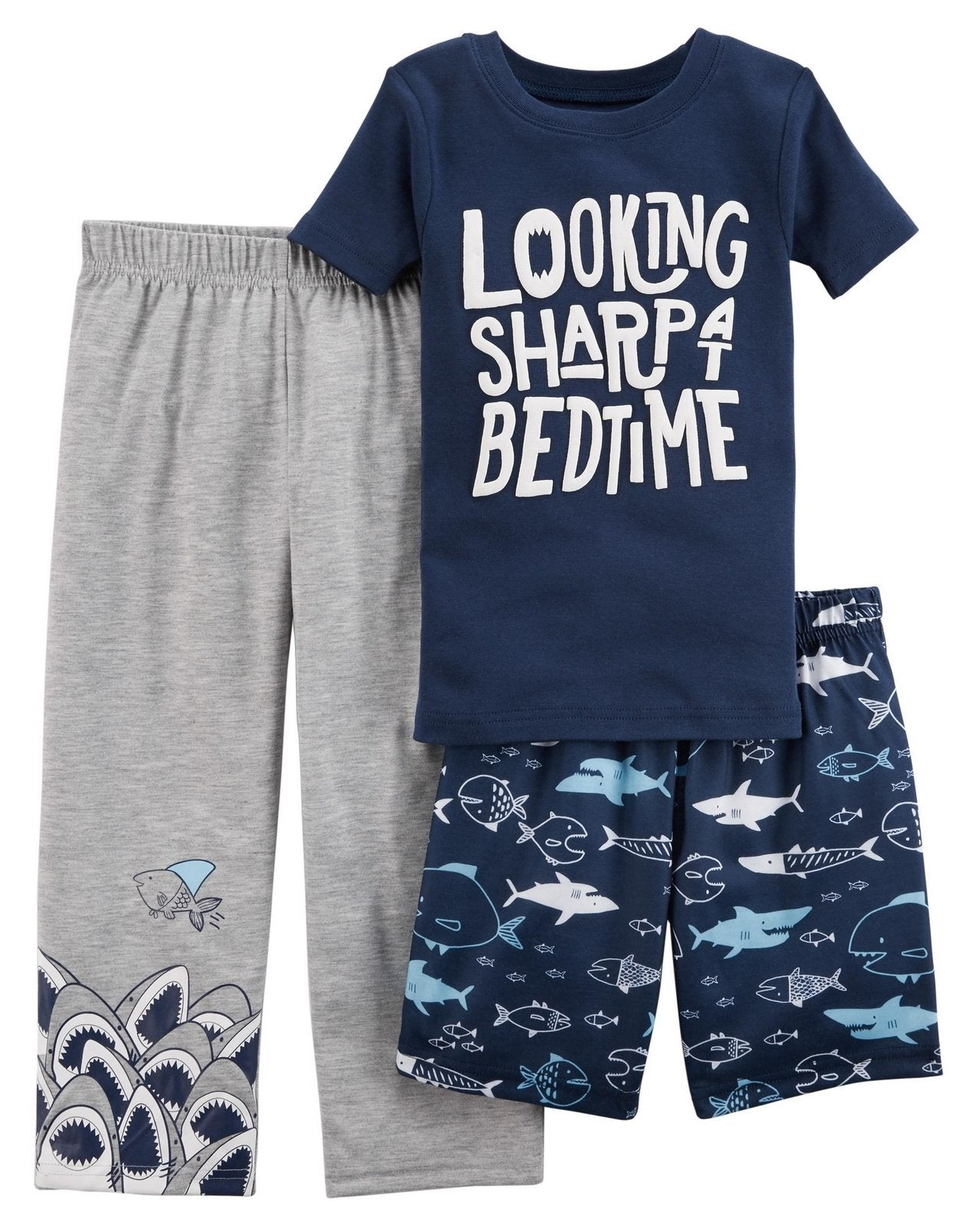 Carter's 3-Piece Poly PJs  Modelo 43263712