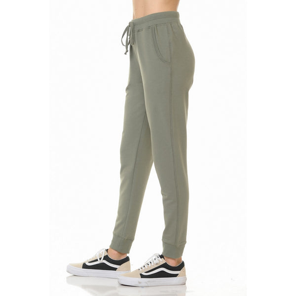 Ambiance Solid Joggers  65776
