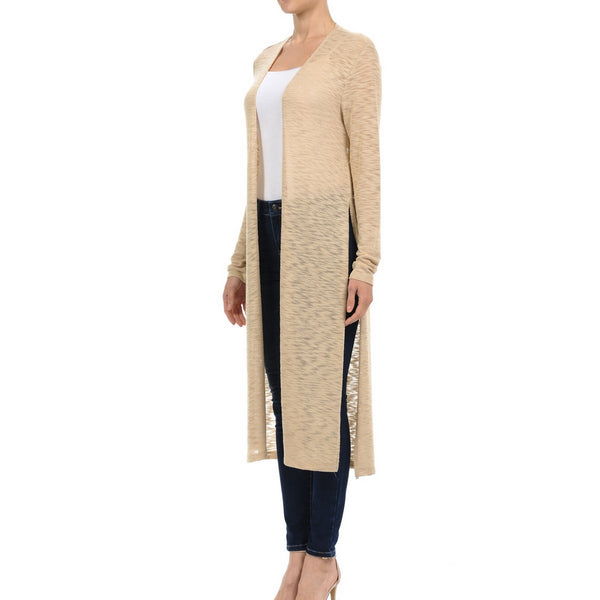 Ambiance Solid Cardigan  68064