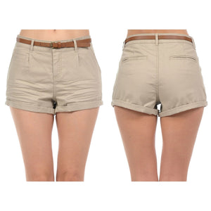 Ambiance Solid Shorts  68114