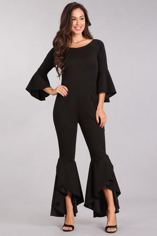 BLVD Jumpsuit   71030DR