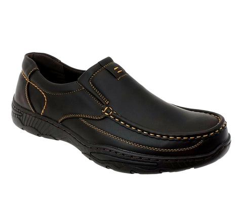 Aldo Rossini Men's Slip-On Shoes | Casual Loafer Shoes