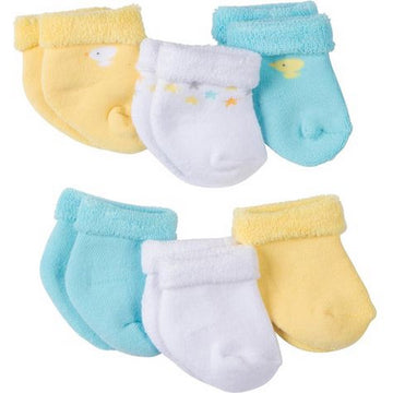 Gerber Infant 6-Pack Socks  Modelo 930416060