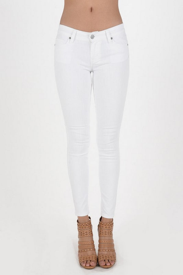 EUNINA LOW RISE SKINNY JEANS FLAWLESS-9747
