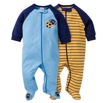 Gerber 2-Pack Boys Sports Sleep N' Play  Modelo 980802060