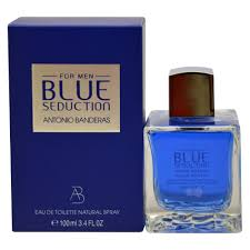 Antonio Band. Blue Seduction HB 3.4 Modelo 8411061636268