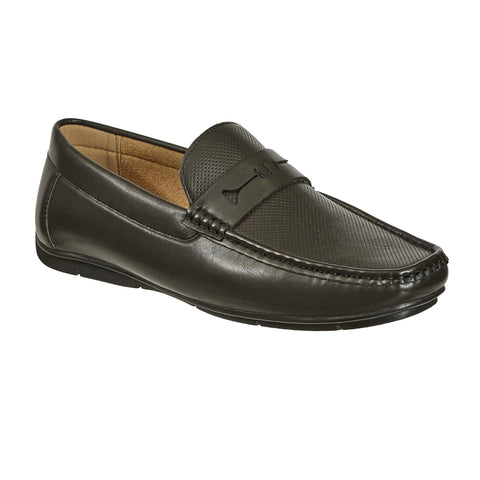 Aldo Rossini Men's Loafer | Casual Comfort Slip-On Loafer  92746
