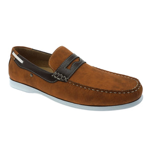 Aldo Rossini Men's Loafer | Casual Comfort Slip-On Loafer  92754