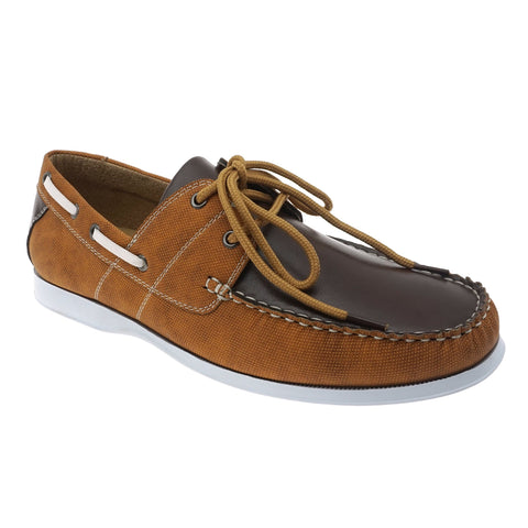 Aldo Rossini Men's Loafer | Casual Comfort Slip-On Boat Shoe  92756