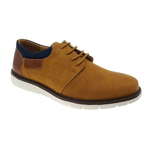 Aldo Rossini Men's Shoes | Casual Comfort Oxford Shoe  92779