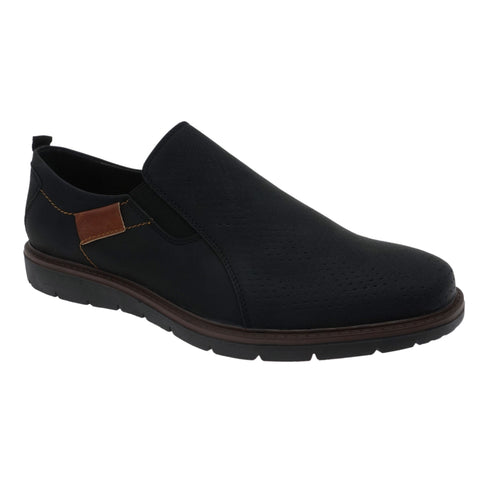 Aldo Rossini Men's Loafer | Casual Comfort Slip-On Loafer  92781