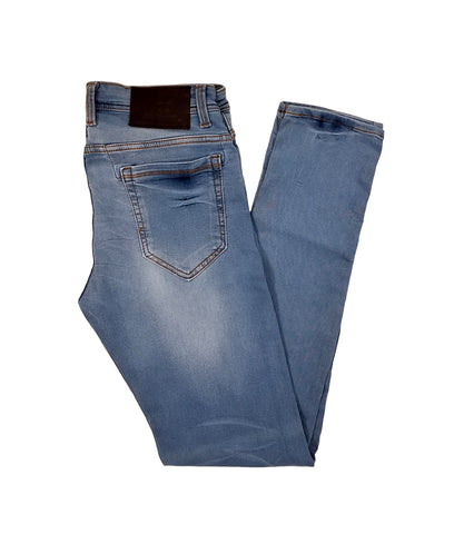 Blue Bronx  Jeans for Men Blue-659