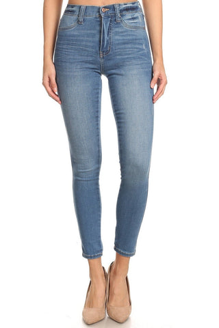 Celebrity Pink Jeans Women's Ultra High Rise Skinny Jeans CC22370C31