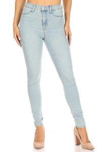 Celebrity Pink High Waist Jeans CC22370TY