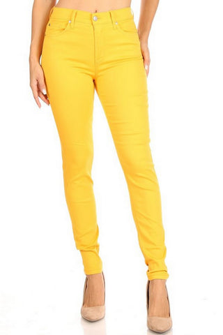 Celebrity Pink Women's High Rise Ankle Skinny Jeans