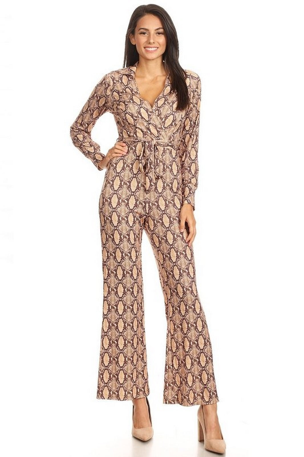 Trac Jumpsuit  Modelo CP51193