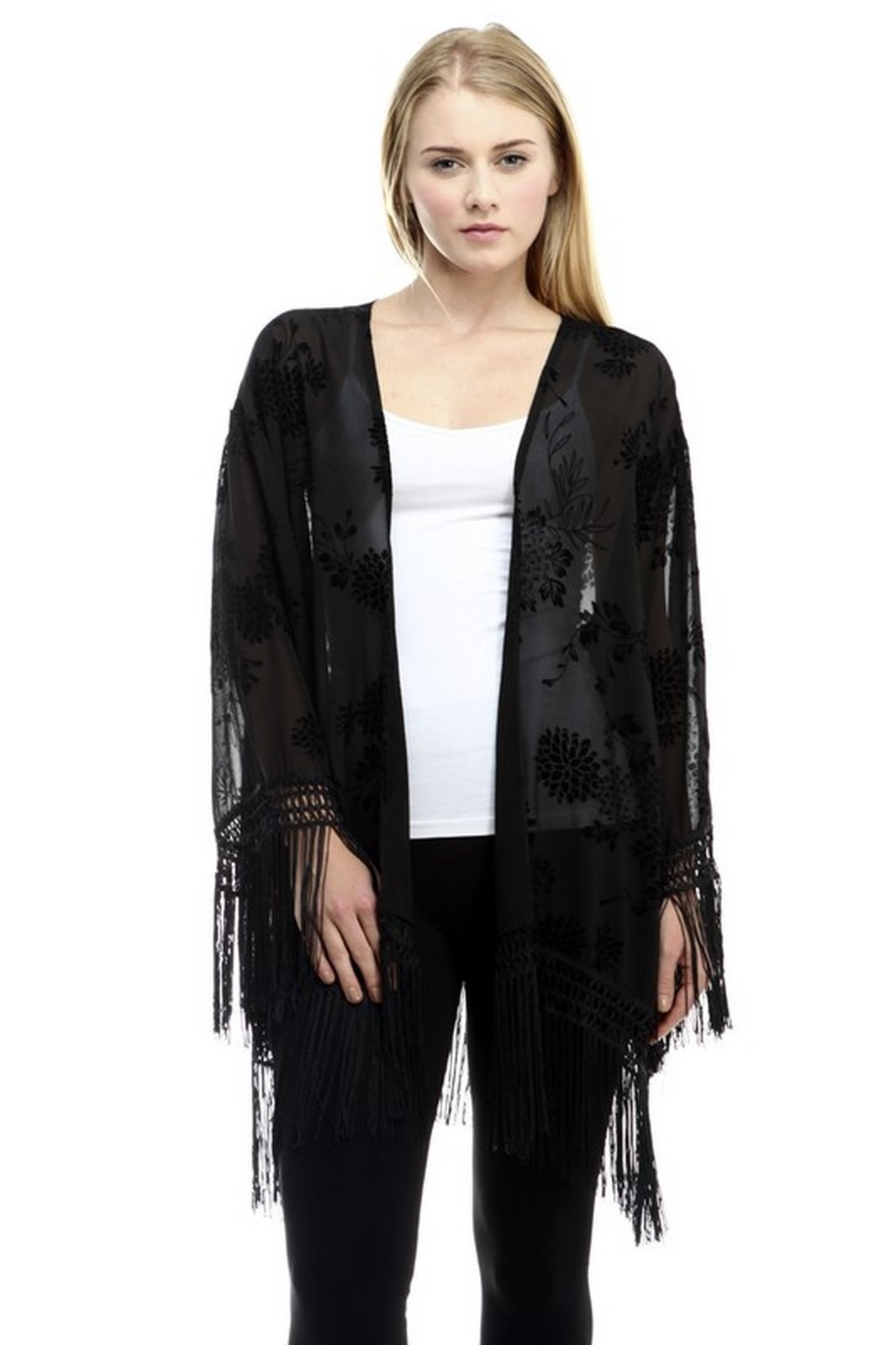 COMME Womens Cardigan Top  CT6077