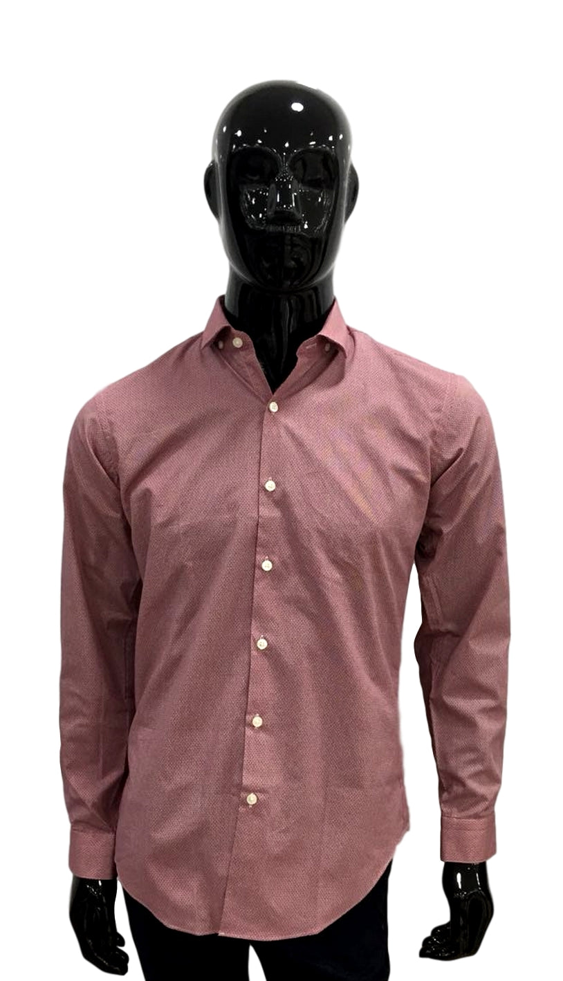 Carven Solid Camisa Mangas Largas   CV-P01H-165F