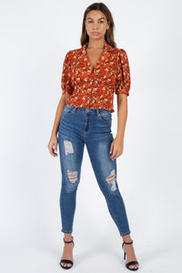 Denim BLVD High Rise  DBP0546