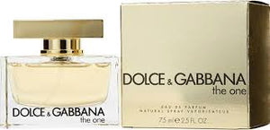 D & G The One MJ 2.5 oz Modelo 3423473021001