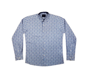 Fariani Long Sleeve Shirts for Men FA-02-2596