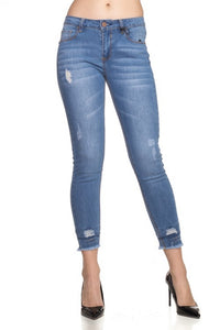 Denim BLVD Jeans  Modelo IP8658