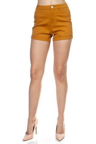 Denim BLVD Short  Modelo ISP5639