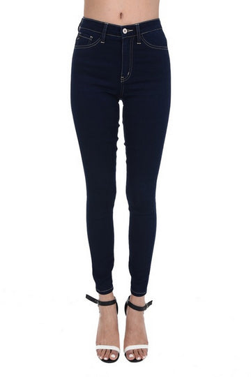 Kan Can High Rise Super Skinny Jeans  Modelo KC663QHO