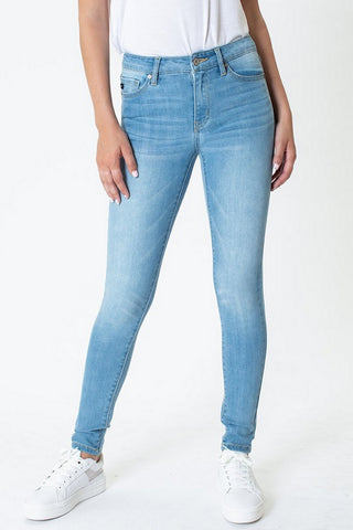 Kan Can Skinny Jeans Light Wash KC7085LOL